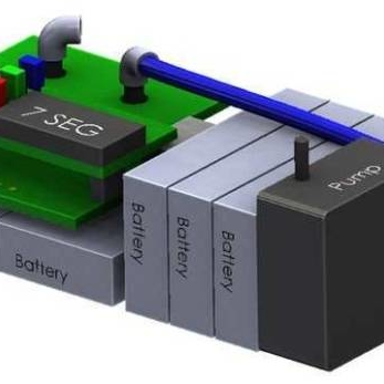 micro pump 001